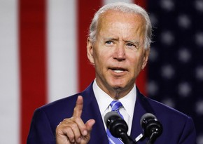 Presidential candidate Biden raises record $26 million in one day