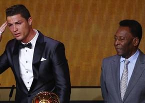 Пеле поздравил Роналду и «Ювентус» с победой в Серии А