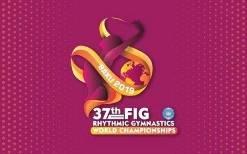 Азербайджанские гимнасты приступили к борьбе на проходящем в Баку чемпионате мира