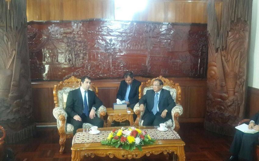 Azərbaycan və Laos kənd təsərrüfatı sahəsində əməkdaşlığı inkişaf etdirmək niyyətindədir