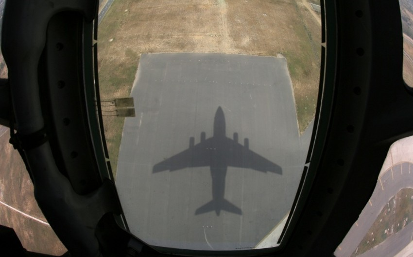 Ukrayna Suriyaya uçan Rusiya təyyarələrinə hava məkanını bağlayıb