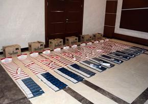 Государственный таможенный комитет задержал большое число немаркированных сигарет
