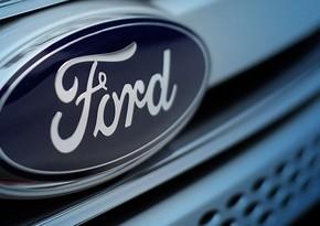 """""""Ford Motor"""" Hindistandakı zavodlarını bağlayacaq"""