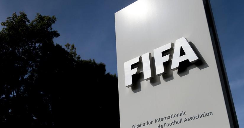 FIFA reytinq siyahısını yenidən dərc etdi