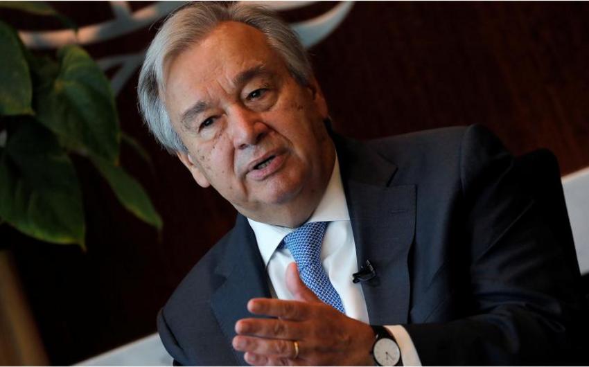 Генсек ООН отказался возобновлять санкции против Ирана
