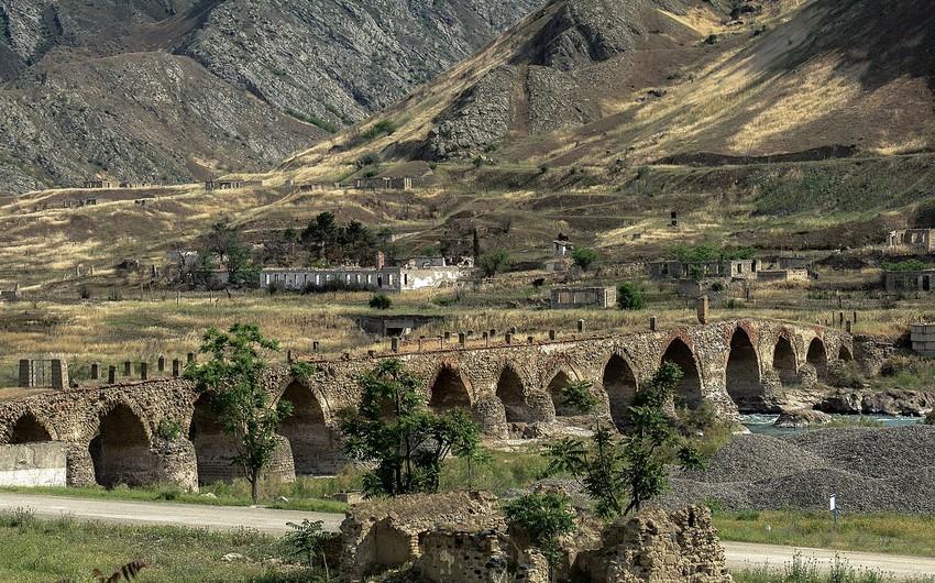 Планируются мероприятия по включению Худаферинских мостов в Список ЮНЕСКО