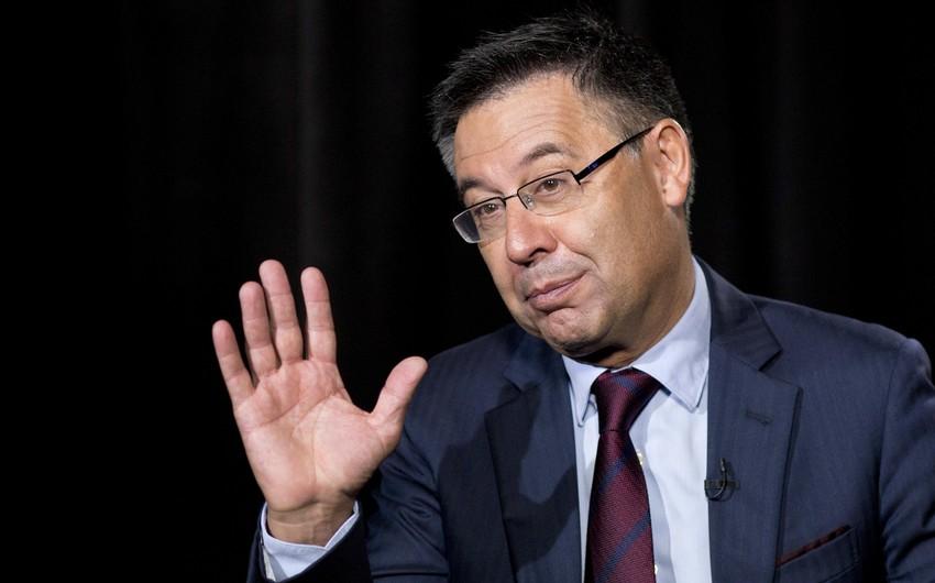 Президент Барселоныподал в отставку