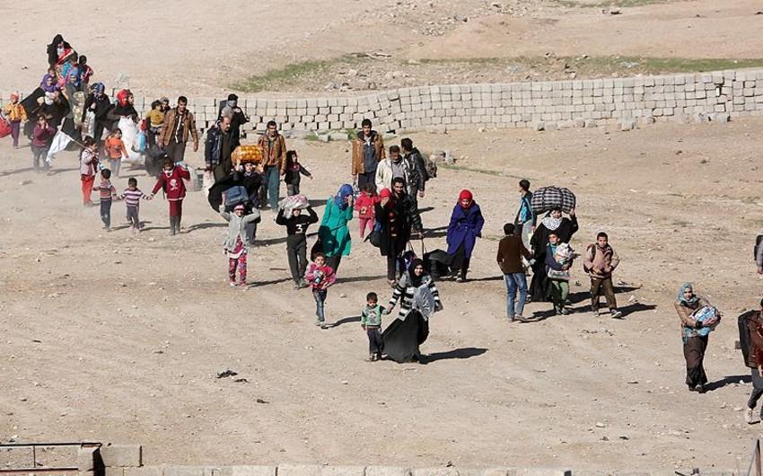 İŞİD-in İraqın Mosul şəhərinə hücumu nəticəsində 32 dinc sakin həlak olub