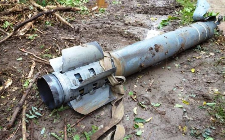 Report: Armenia used cluster bombs in Second Karabakh War