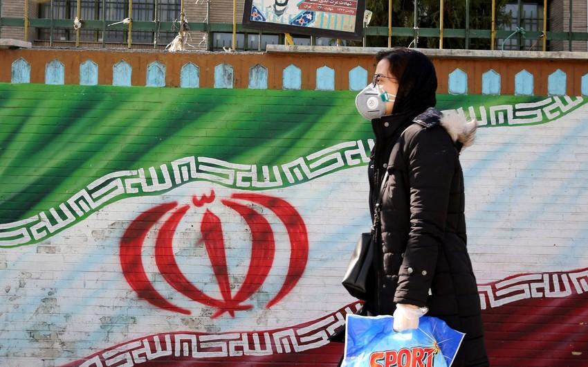 İranda koronavirusa ən yüksək gündəlik yoluxma sayı açıqlanıb