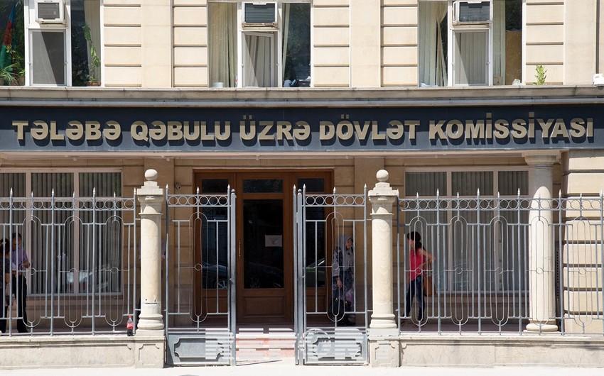 Azərbaycanda 69 abituriyentin qanunsuz yolla kollecə qəbulu ilə əlaqədar cinayət işi açılıb