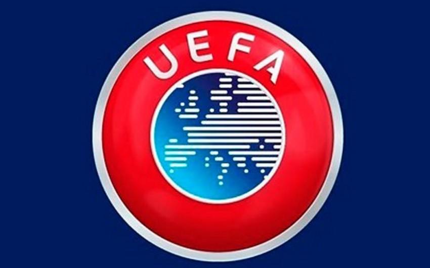 UEFA Millətlər Liqasının iştirakçıları üçün mükafatlar artırılıb