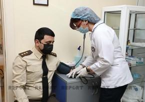 Начался второй этап вакцинации сотрудников МЧС