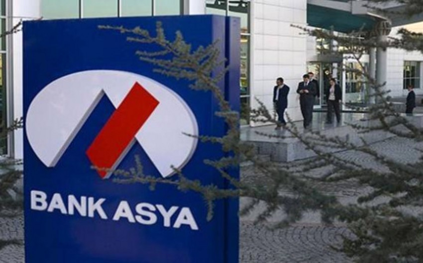 """Türkiyədə """"Bank Asiya""""nın 68 məsul şəxsi tutulub"""