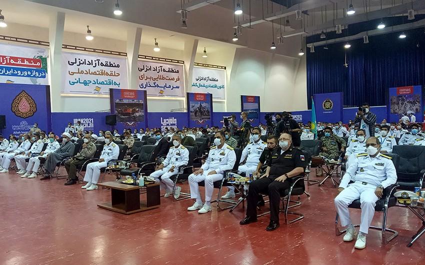 Состоялась церемония закрытия конкурса «Кубок моря»