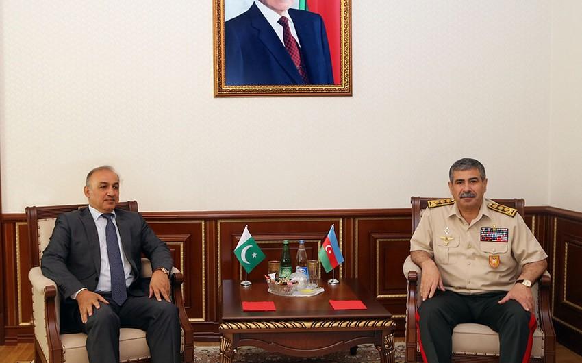 Pakistan Azərbaycana yeni hərbi attaşe təyin edib