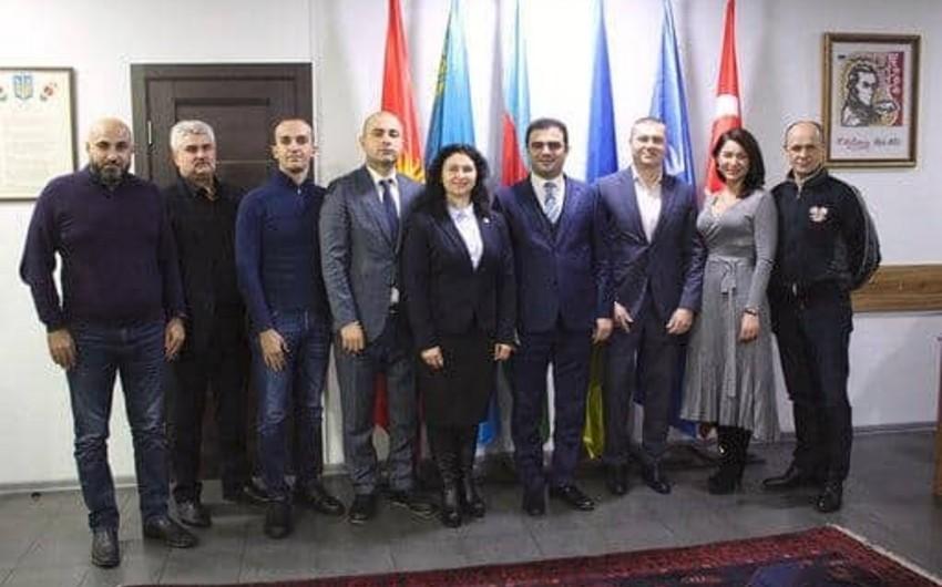 Ukraynanın tanınmış federasiyası Azərbaycan diasporu ilə əməkdaşlığa başlayıb