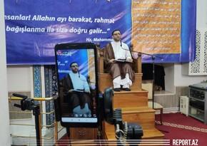 В Азербайджане сегодня мероприятия ночи Гадр впервые проведены в видеоформате - ВИДЕО - ДОПОЛНЕНО
