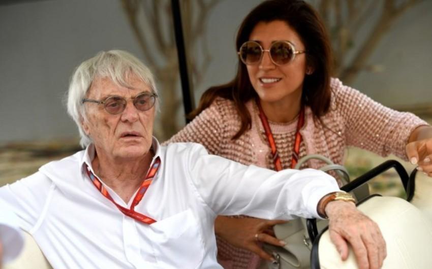 Formula 1in keçmiş sahibi 89 yaşında ata olacaq
