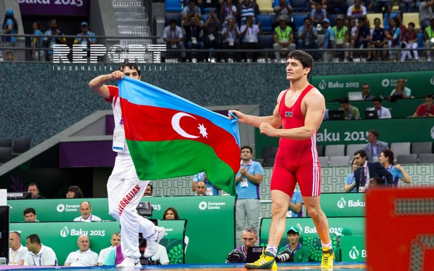 Azərbaycan I Avropa Oyunlarının 2-ci gününü 7 medalla başa vurub