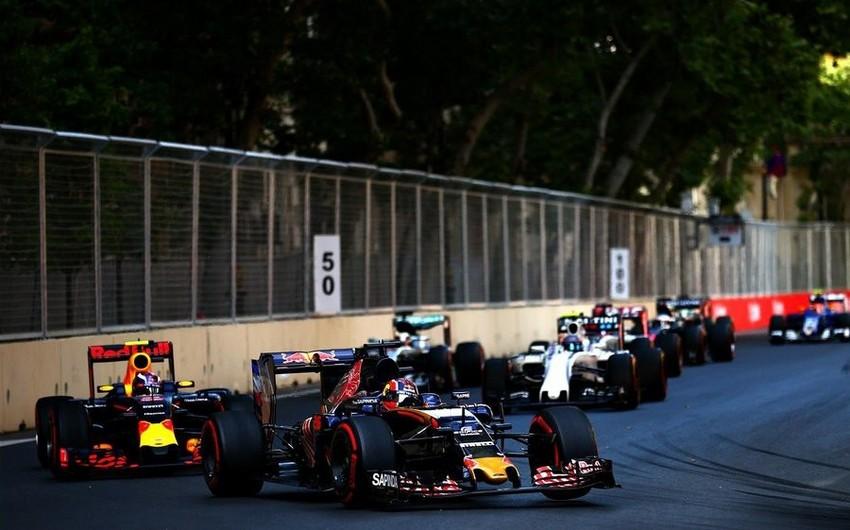 Глава команды Формулы-1: Хочу поздравить Баку с этой фантастической гоночной трассой