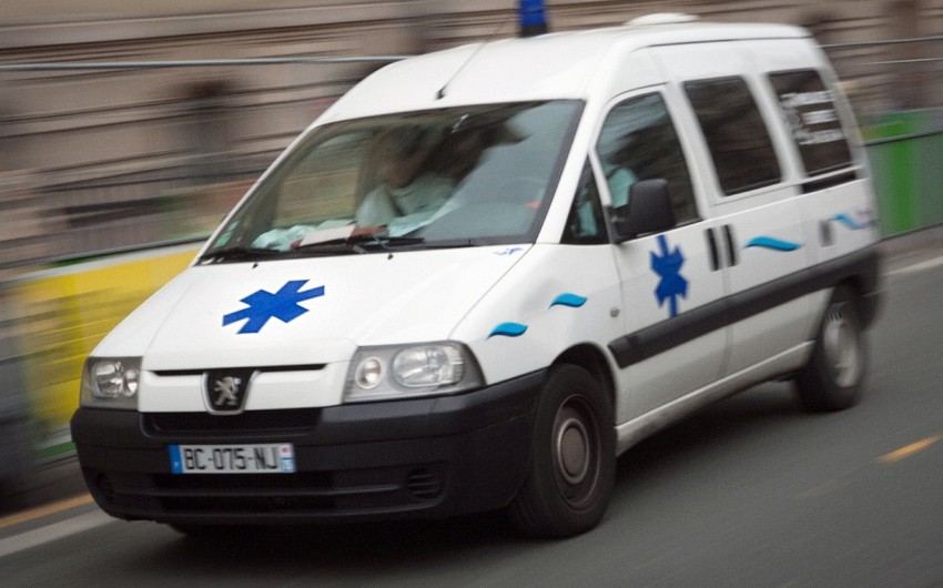 Fransada zavodda baş verən partlayış nəticəsində 16 nəfər yaralanıb