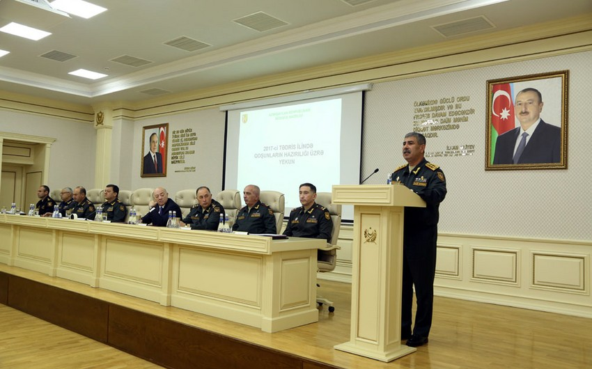 Ministry of Defence holds extended session of Board on results of year