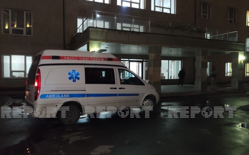 В Баку 10-летний ребенок пострадал в результате ДТП