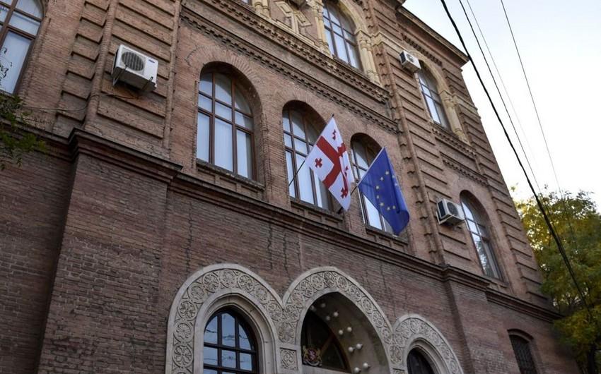 Gürcüstan XİN Minsk Qrupuna çağırış etdi