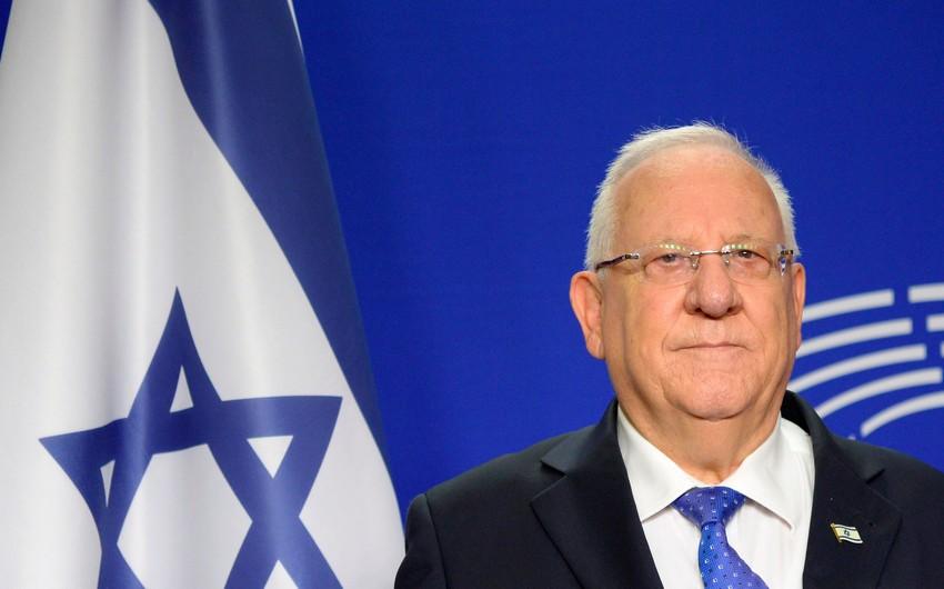 İsrail prezidenti: Azərbaycan vacib və yaxın tərəfdaşımız, həm də dost və müttəfiqimizdir