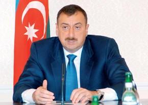 President Ilham Aliyev dismisses executive power head
