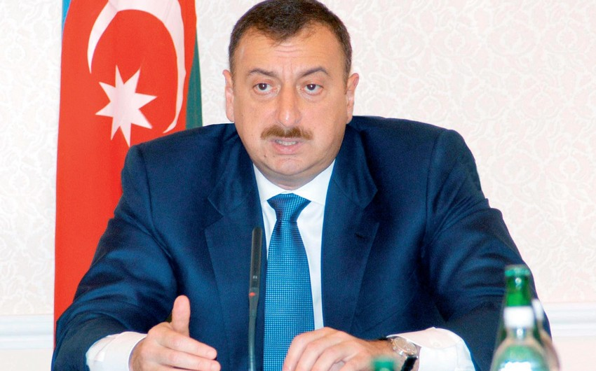 Prezident İlham Əliyev icra başçısını vəzifəsindən azad edib