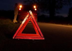 В Баку грузовик насмерть сбил пешехода