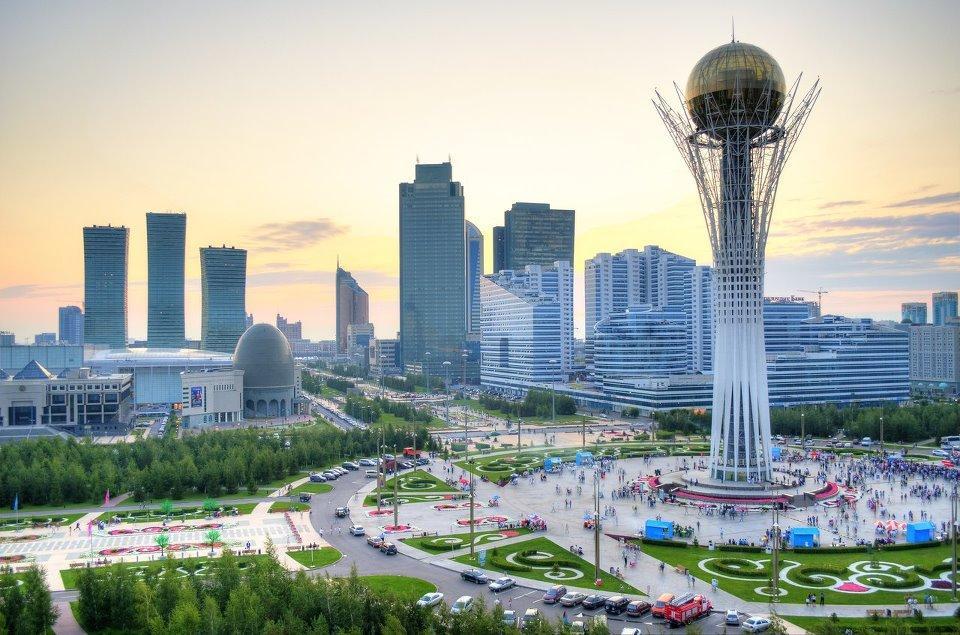 Qazaxıstan iqtisadiyyatı 2017-ci ildə 4% artım göstərib