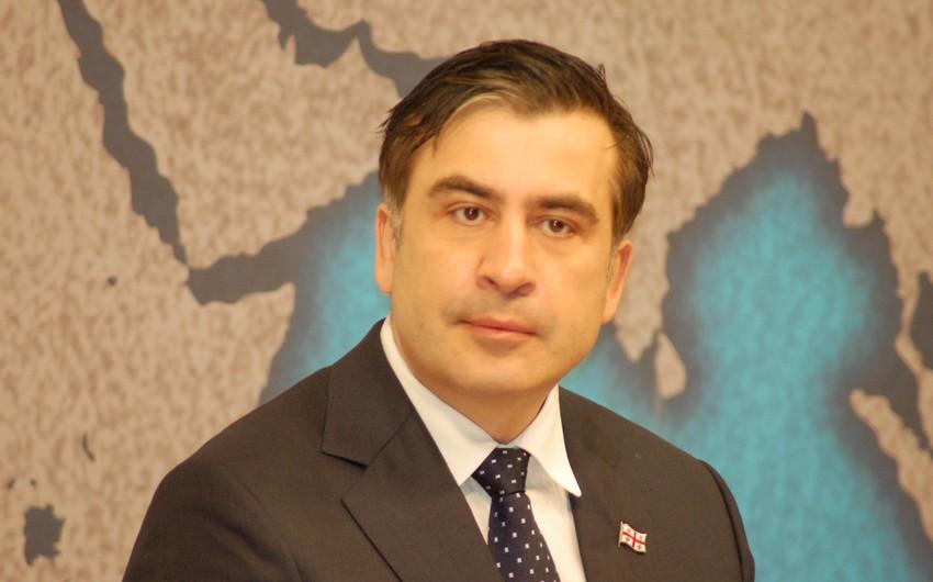 Mixeil Saakaşvili ABŞ-dadır