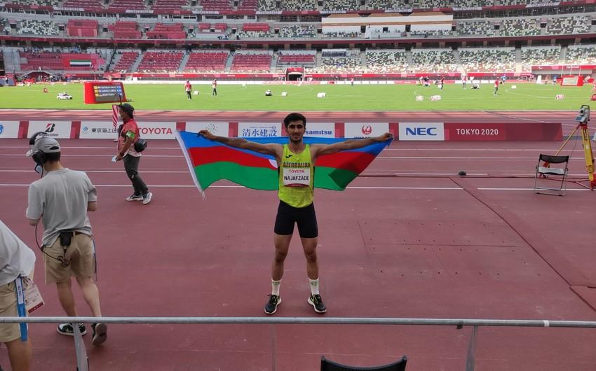 Tokio-2020: Azərbaycan komandası günü bir medalla başa vurub