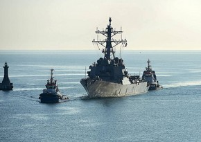 ABŞ hərbi gəmisi Qara dənizə daxil olub