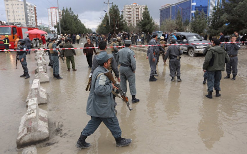 Afghan mosque explosion kills imam, injuries 8 others