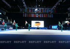 Azərbaycanda illin ilk beynəlxalq idman yarışının açılışı oldu