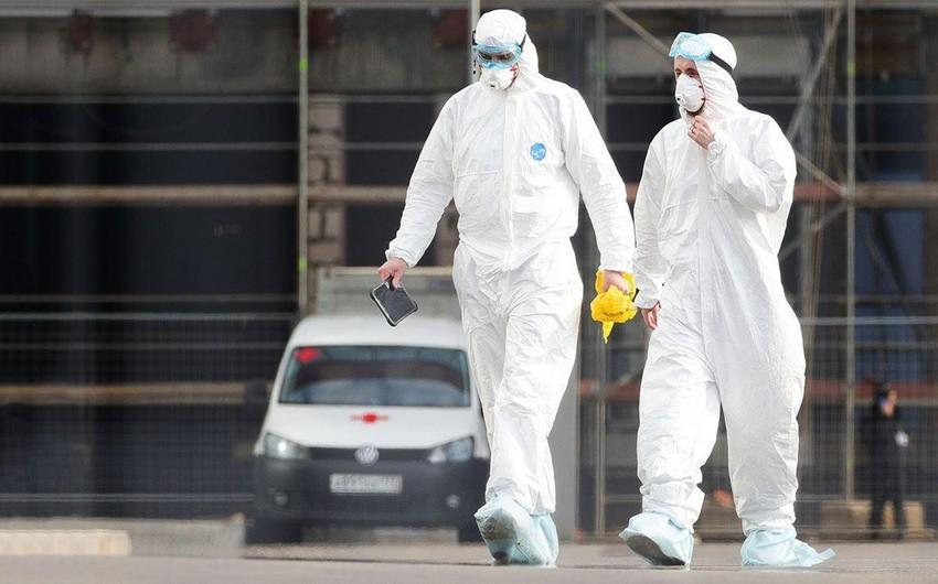 В России за сутки выявили свыше 6700 случаев заражения коронавирусом