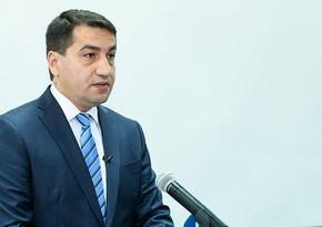 """Prezidentin köməkçisi BMT-nin """"Qlobal atəşkəs"""" təşəbbüsündən danışıb - VİDEO"""