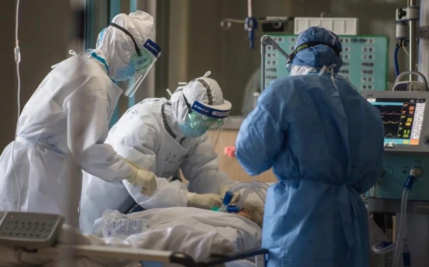Ermənistanda koronavirusa yoluxan 28 nəfərin vəziyyəti ağırdır