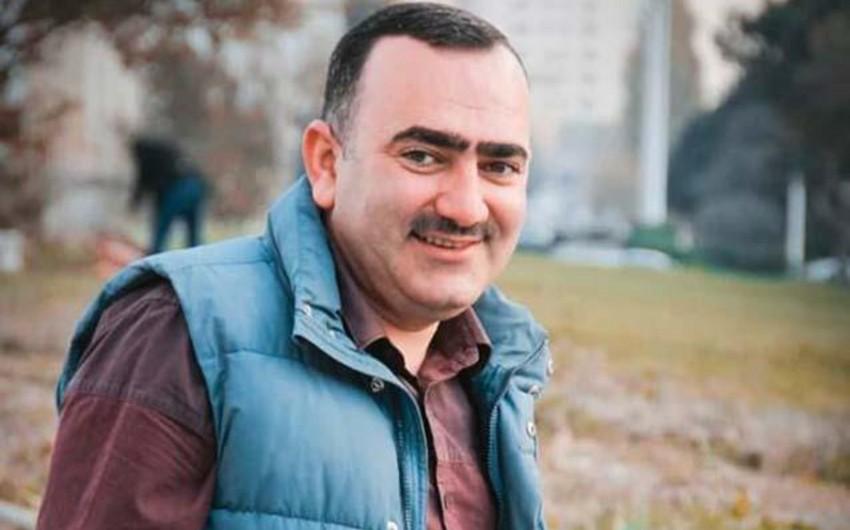 Jurnalist Natiq Qədimov dəfn edilib