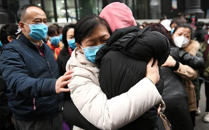 В Китае выздоровели 94 процента зараженных коронавирусом