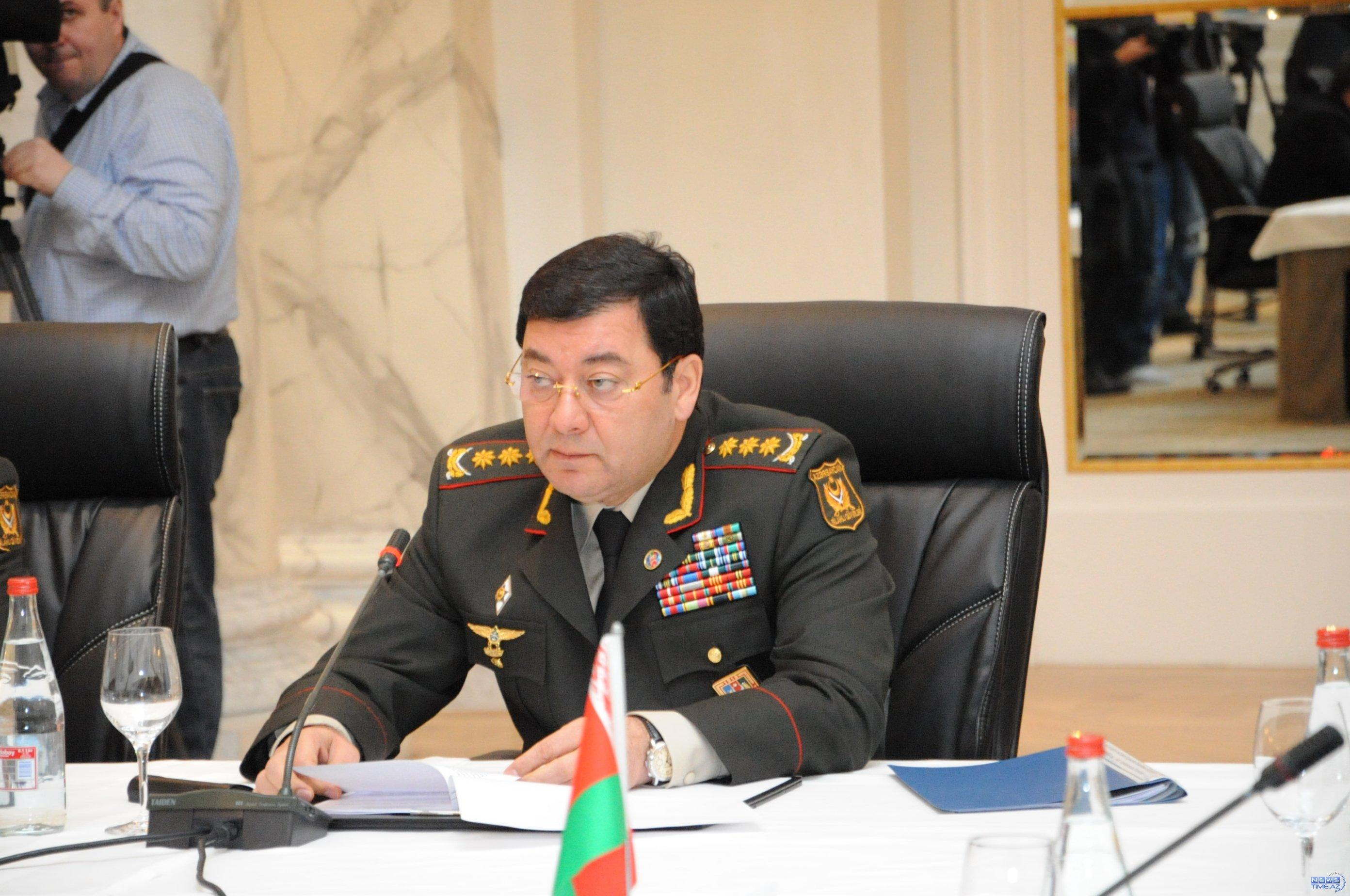 Chief of General Staff of Azerbaijani Armed Forces visits Croatia