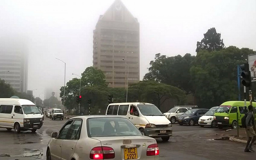Zimbabvedə baş verən yol qəzasında 20 nəfər öldü