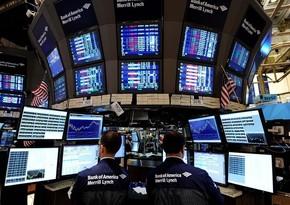 Торги на бирже Нью-Йорка завершились снижением ключевых индексов