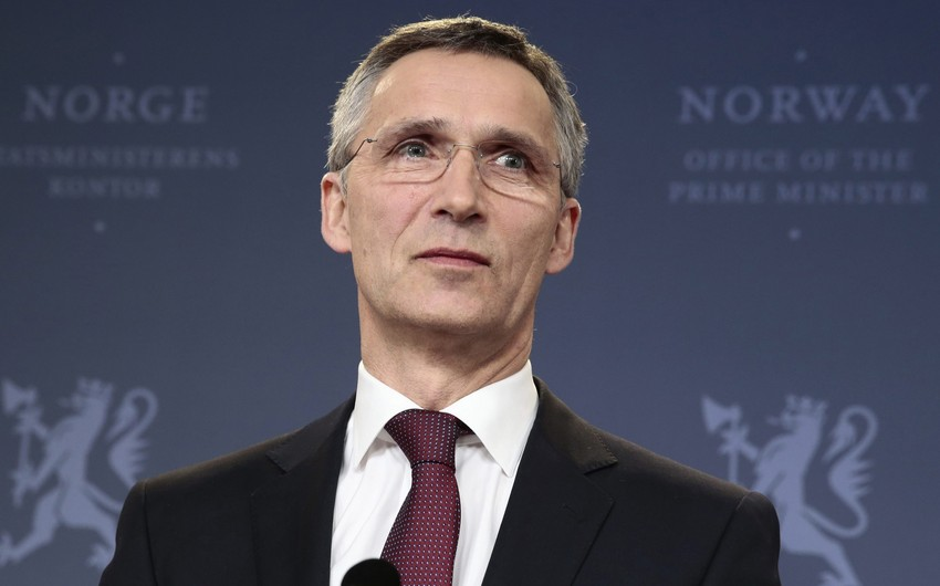 Secretary General: NATO's participation in coalition against ISIS not even discussed