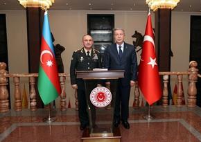 Deputy Defense Minister of Azerbaijan visits Turkey