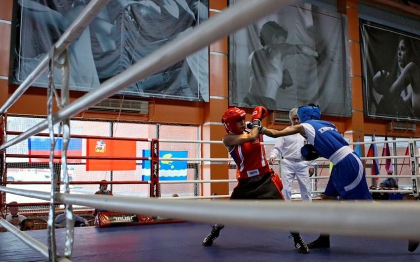 Rusiyalı qadın boksçu: I Avropa Oyunlarının favoritiyik